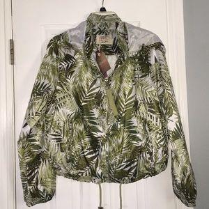 Ashley by 26 international tropical print jacket